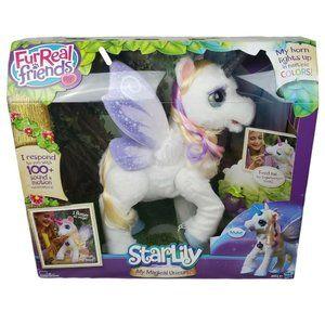 Hasbro FurReal Friends StarLily My Magical Unicorn
